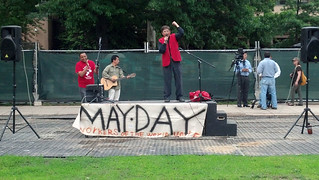 Occupy DC's May Day Rally, May 1, 2012 | by kimsworldofart