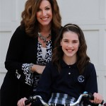 Cynthia's Story: A woman who has a child living with cerebral palsy
