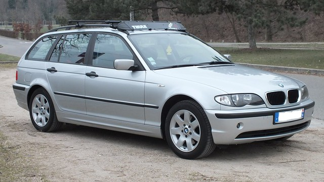 bmw e46 touring 320d flickr photo sharing. Black Bedroom Furniture Sets. Home Design Ideas