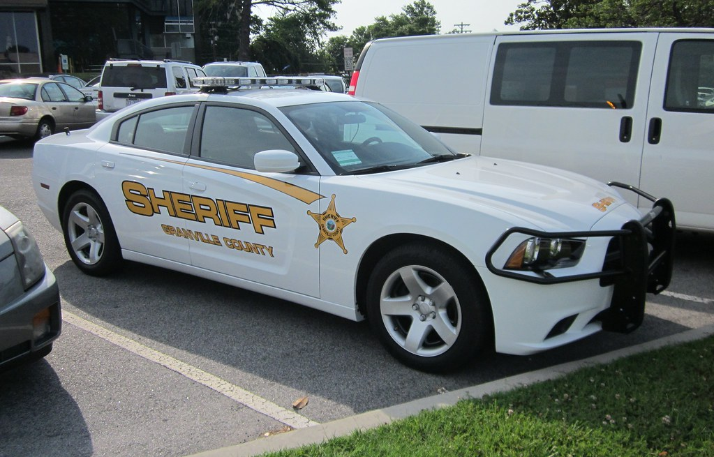 Dodge Charger Granville County Sheriff New Granville