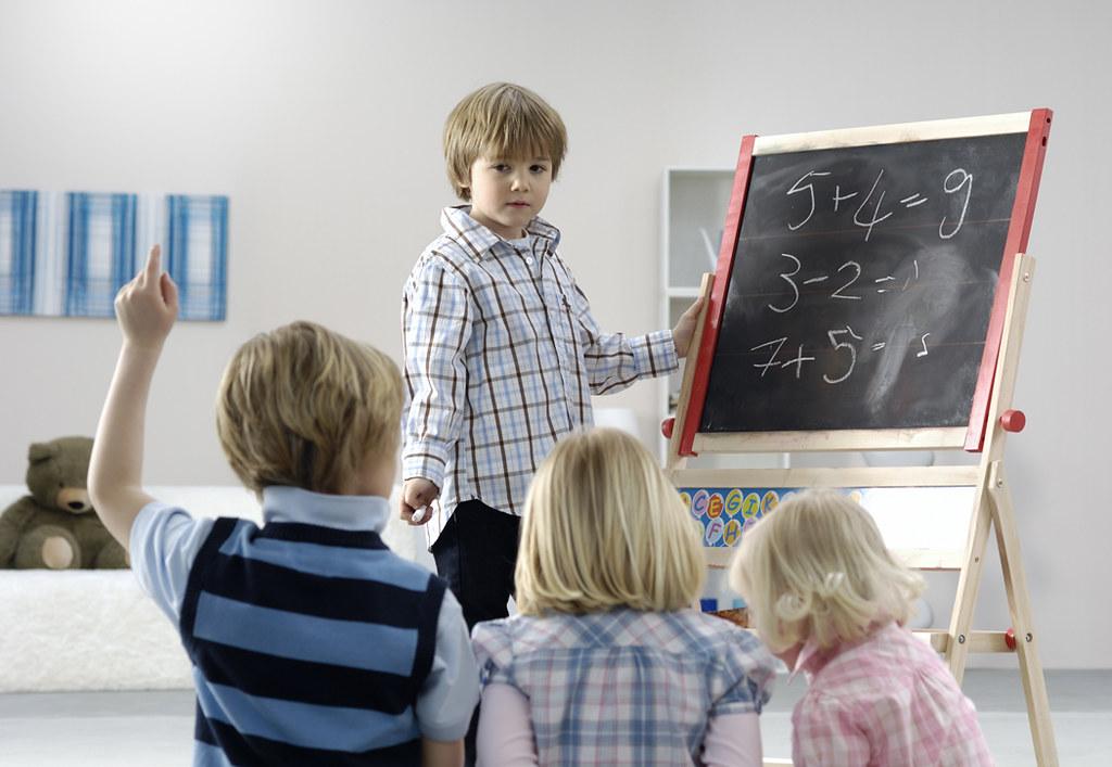 Normalisation pedagogy and child