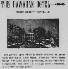 Ad: Hawaiian Hotel