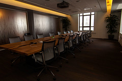 Twitter HQ: Conference room