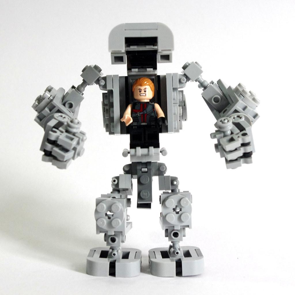 LEGO MOC Mech : Fist Mobile Suit