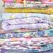 Vintage Fabric Pile