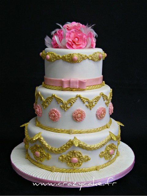 marie antoinette cake antoinette wedding cake flickr photo 5708