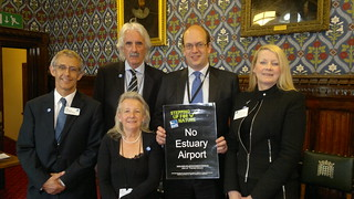 Mark Reckless welcomes RSPB and Friends of North Kent Marshes to Parliament | by Mark Reckless