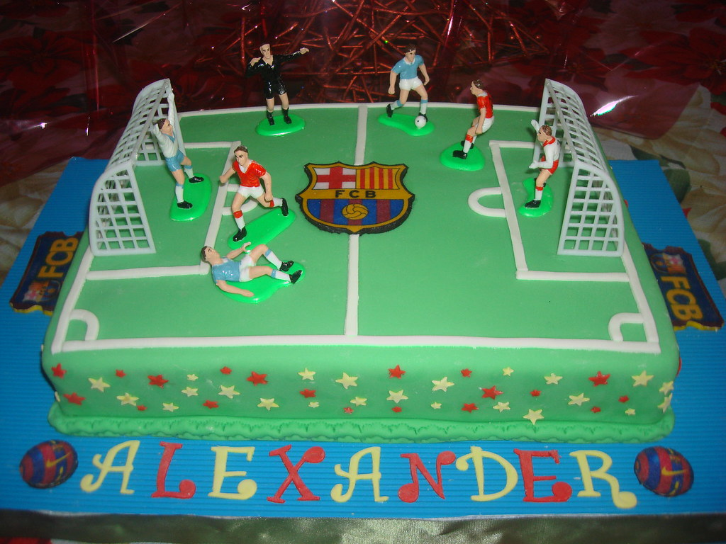 Barcelona fc cake torta barcelona futbol club for Club de fumadores barcelona
