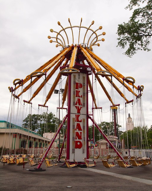 Rye Playland Park, Westchester County, New York