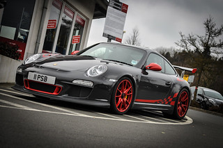 Porsche 911 GT3 RS MKII | by idobyyy
