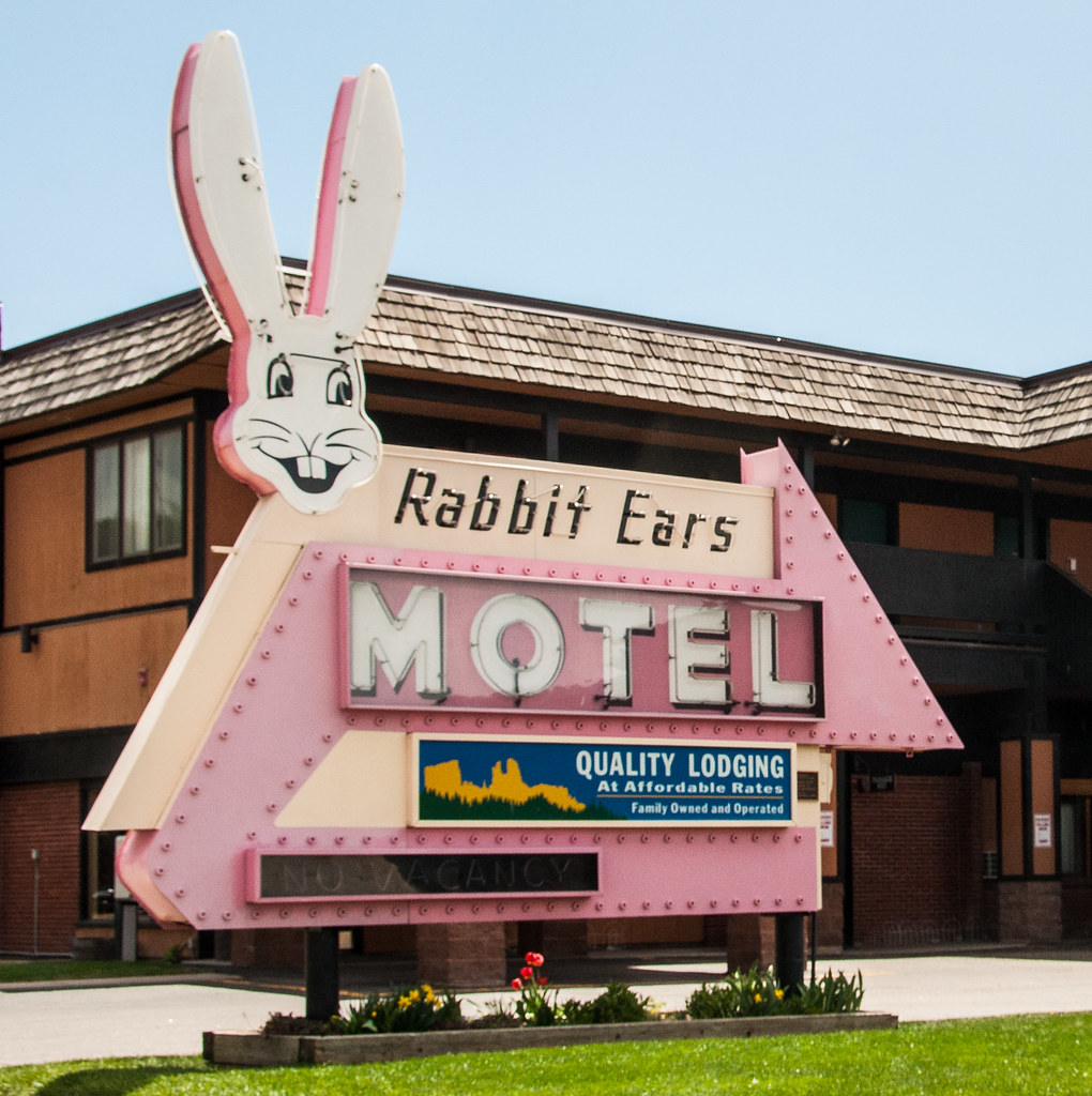 Rabbit Ears Motel Steamboat Springs Colorado May 6