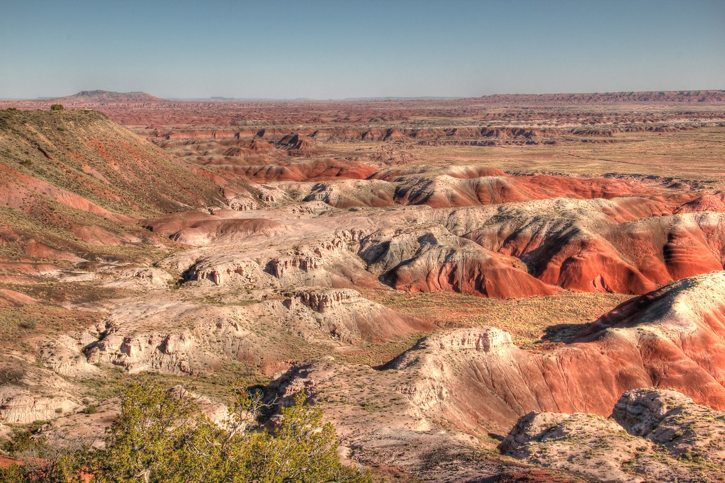 Painted Desert, Arizona, Flagstaff