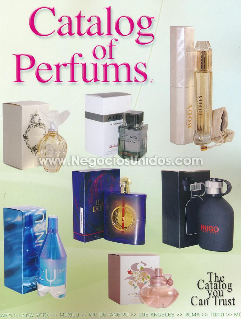 Shop de perfumes fragancias del mundo aromas de perfumes c - Catalogo la casa ...