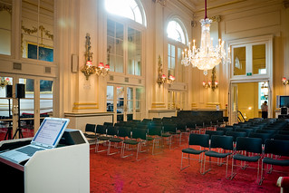 The Crush Room at the Royal Opera House © ROH 2012 | by Royal Opera House Covent Garden