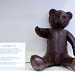 A molded chocolate Teddy Bear
