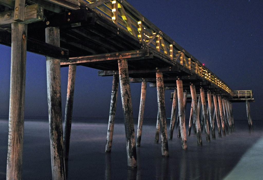 Ocean city fishing pier the fishing pier at 15th street for Ocean city nj fishing report