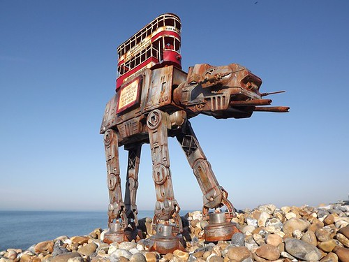 THE BRIGHTON AND HOVE WALKER | by robotgeisha