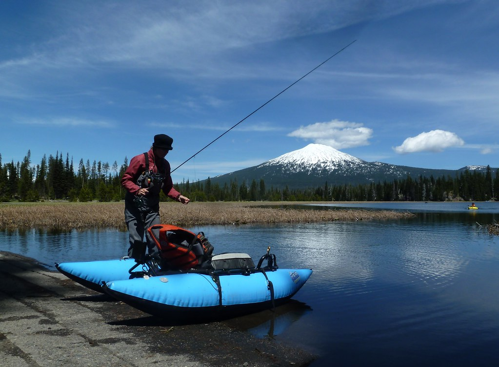 Cascade lakes oregon 077 fly fishing only powskichic for Oregon free fishing