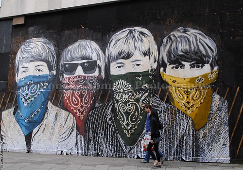 The Beatles. | by Stationary Nomads