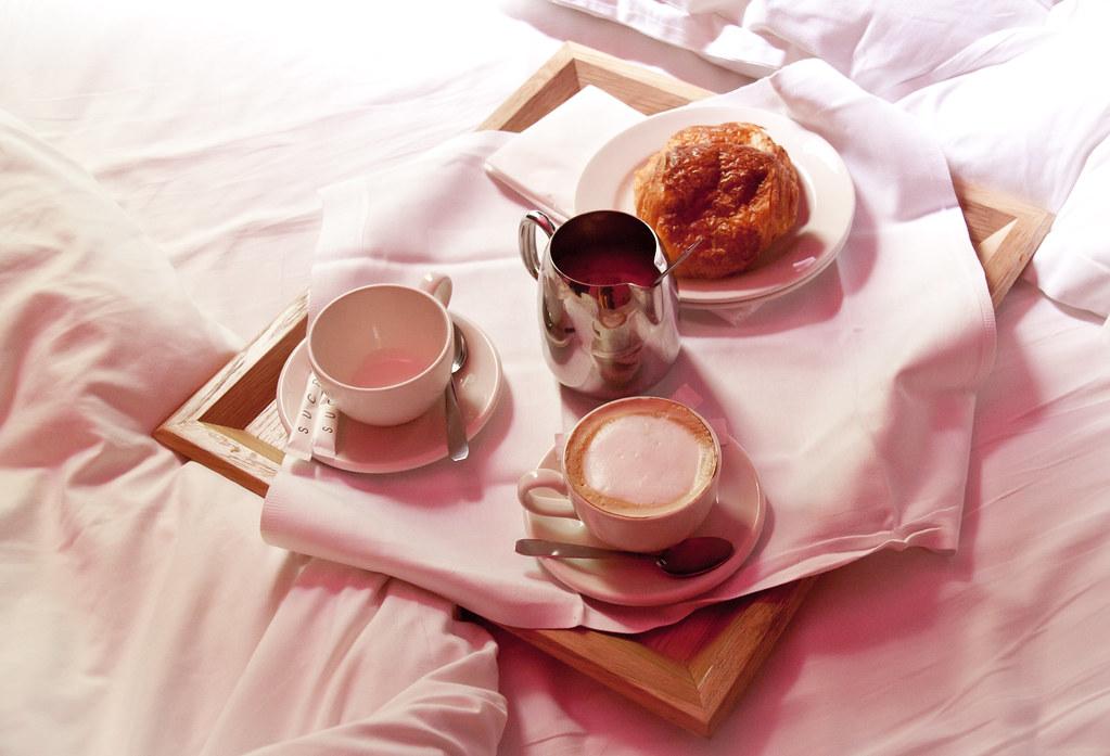 Hotel Amour Breakfast in Bed - Montmartre, Paris | Chris ...