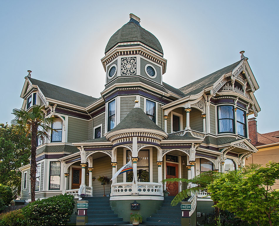 Victorian Home 1893 At 2070 San Jose Avenue Alameda Ca