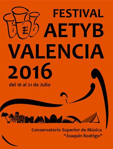 Festival AETYB Valencia 2016