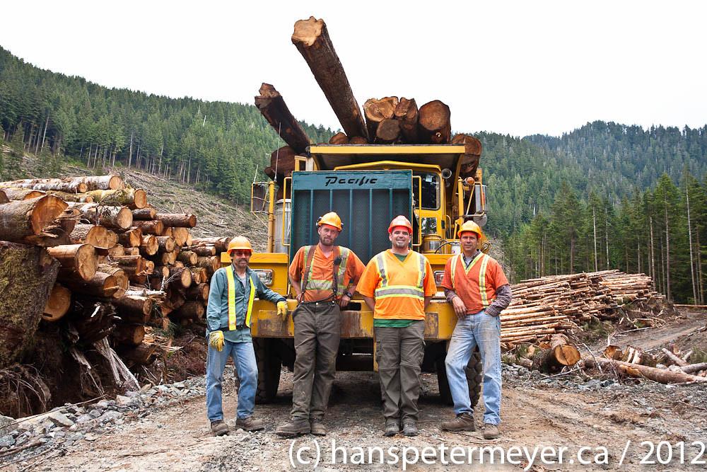 Logging Truck Driver Jobs Vancouver Island