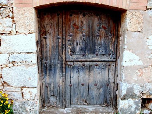 puertas antiguas de rello jmj12 flickr photo sharing