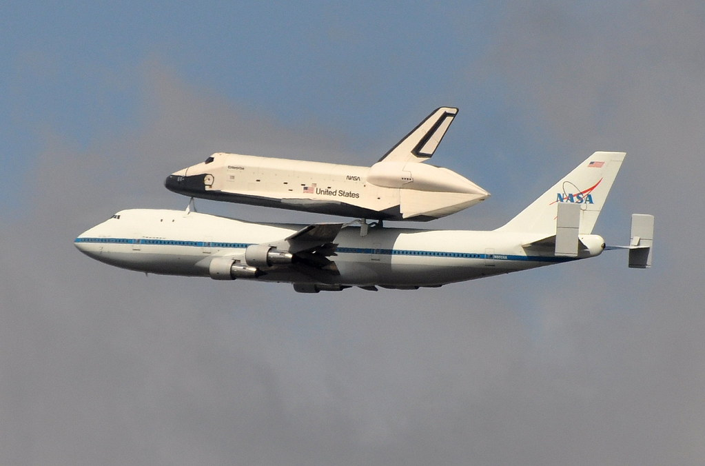 747 space shuttle papercraft - photo #20