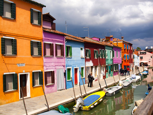 Colorful Burano Houses | by kevinpoh