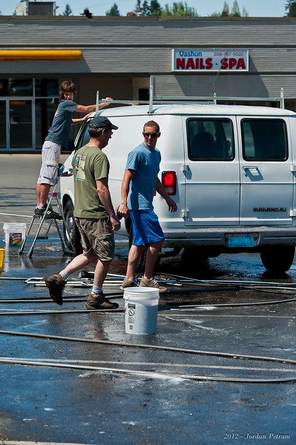 Crew Car Wash Buy One Month Get One Free