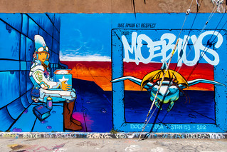 Bode's tribute to Moebius | by bhautik joshi