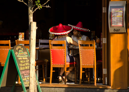 Eating Mexican Style | by garryknight
