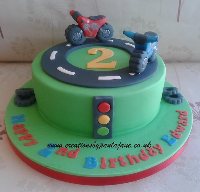Cake Art Creations By Jane : Motor Bike Cake Flickr - Photo Sharing!