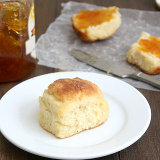 Mile-High Buttermilk Biscuits | by Tracey's Culinary Adventures