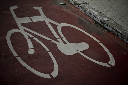 Vitoria Cycle Track | by Mikael Colville-Andersen