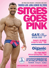 SITGES GOES PINK