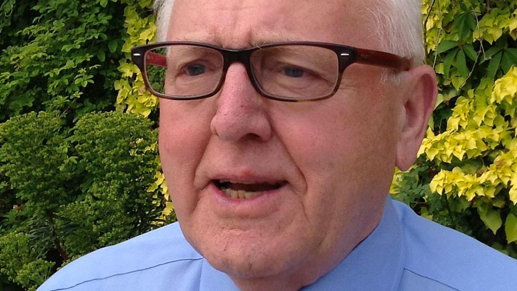Roger Whorrod OBE