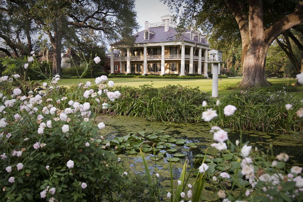Houmas House Plantation Gardens Houmas House Plantation Flickr