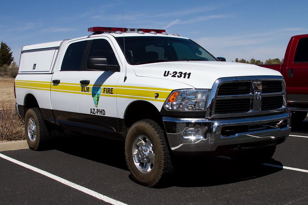BLM Fire Dodge Power Wagon | AZ-PHD U-2311 Bureau of Land ...