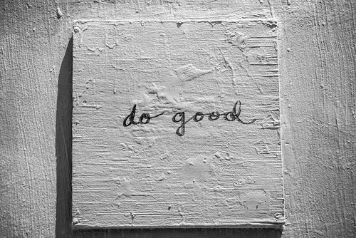 do good | by potential past