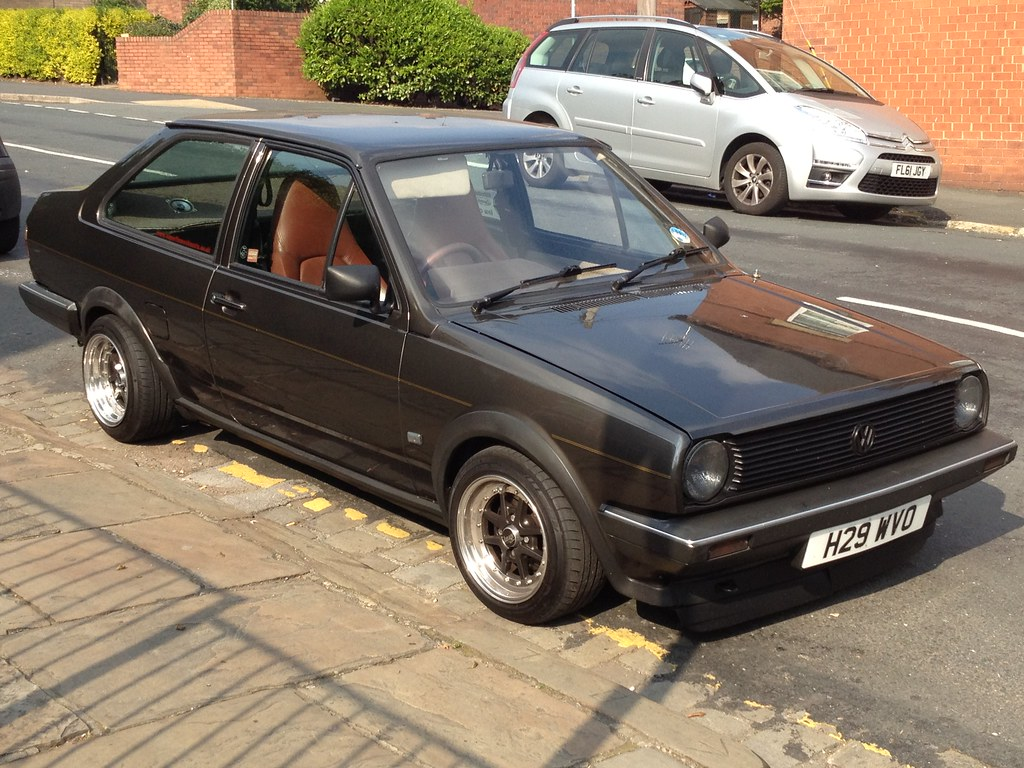 Vw Polo Mk2 Saloon Dave R Flickr