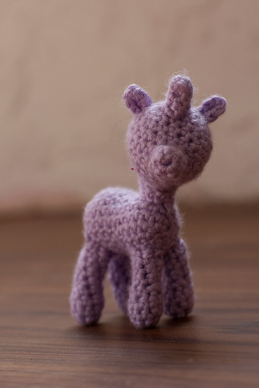 Violet Pony for Katie