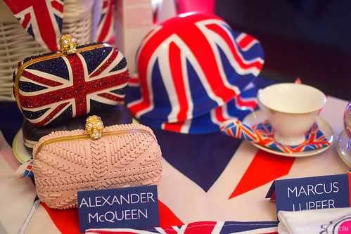 Harrods celebrates the Diamond Jubilee | by jaimelondonboy