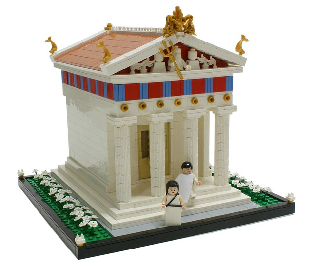 Greek Temple Flickr Photo Sharing