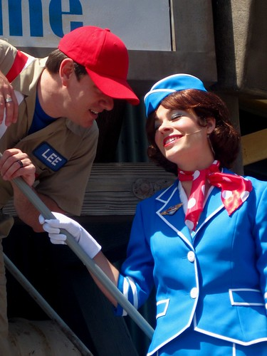 Minnie's Fly Girls Charter Airline | by Jade Monster