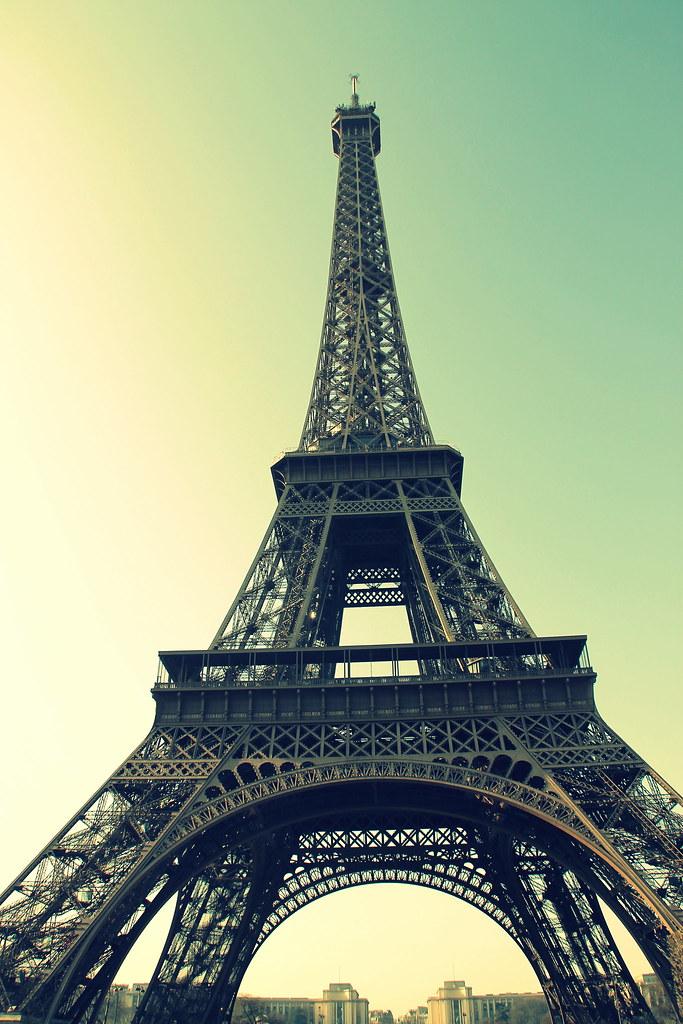 Eiffelturm In Paris Die Sehensw 252 Rdigkeit Paris