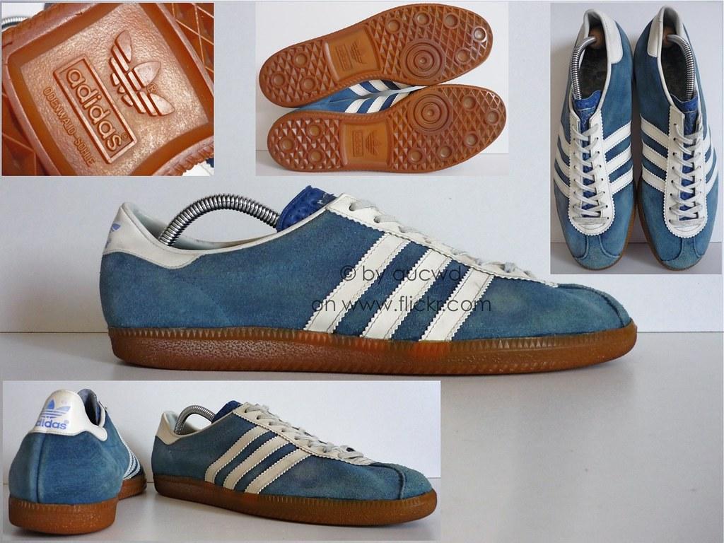adidas vintage shoes