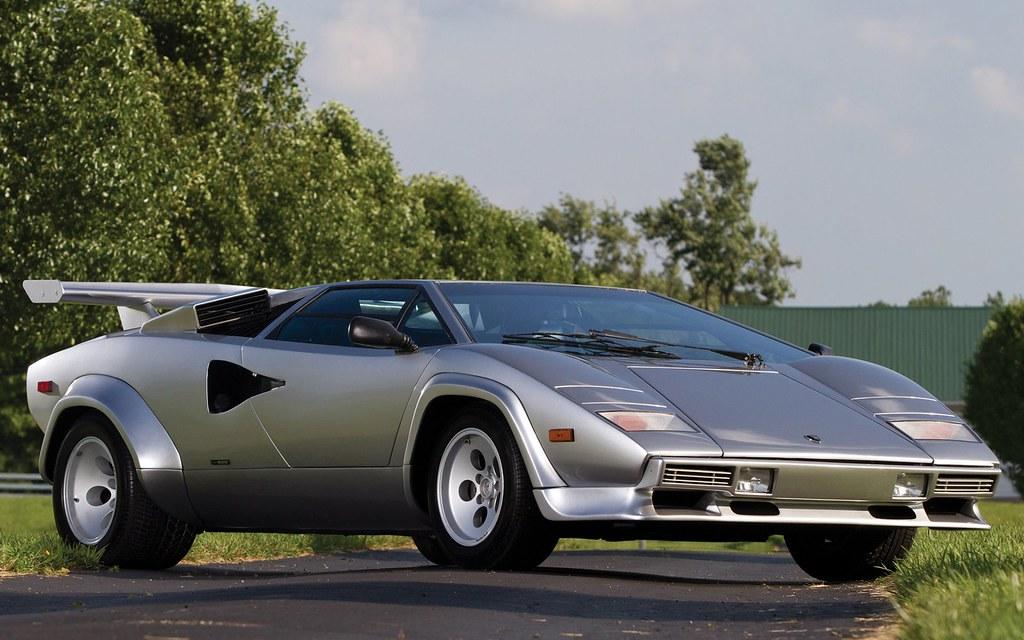 1982 Lamborghini Countach Lp5000s Www Pinterest Com Pin