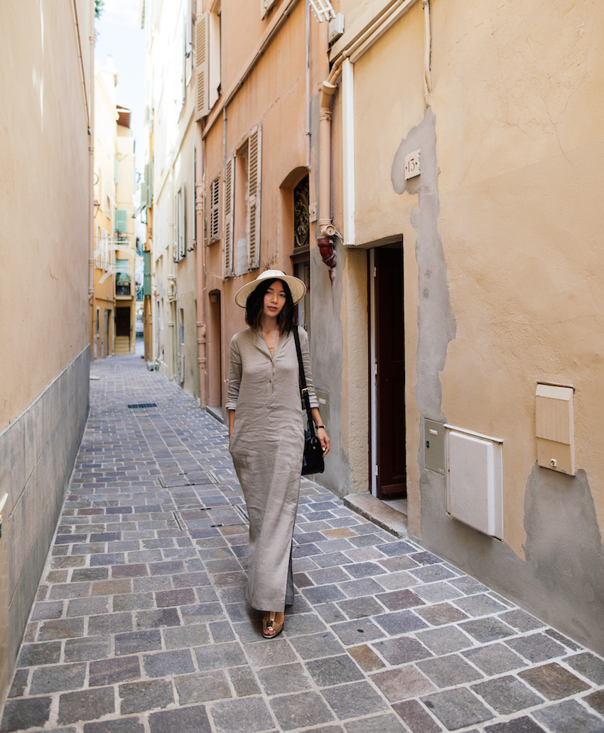 French Travel Style | HONEY & SILK